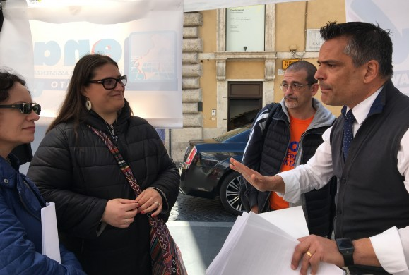 Armando Valiani, segretario regionale Ugl Lazio