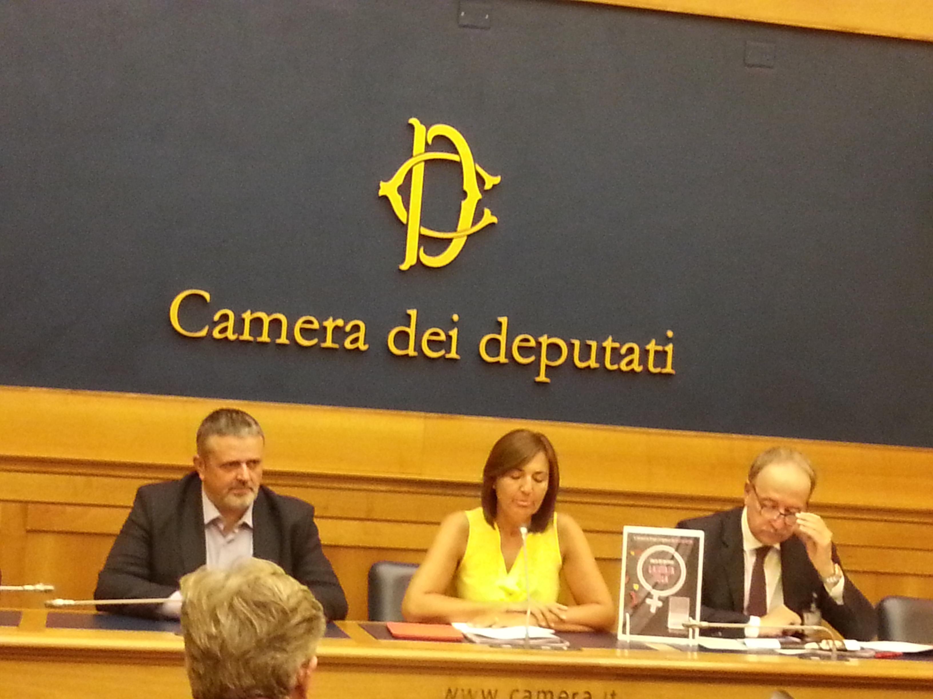 Maipiusola l 39 iniziativa dell 39 enas ugl per la tutela dei for Rassegna stampa camera deputati