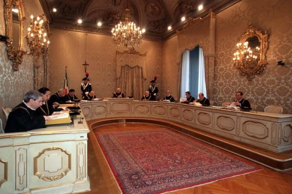 Roma Corte Costituzionale Istituzioni  Interni CONSULTA