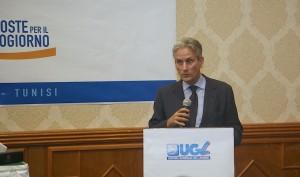 L'Ambasciatore d'Italia a Tunisi, Raimondo De Cardona