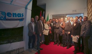 Inaugurazione sede Enas-Ugl a Tunisi
