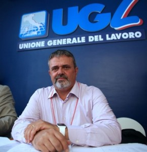 Francesco Paolo Capone, segretario generale dell'Ugl