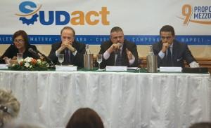 Intervento di Francesco Paolo Capone al Sudact di Tunisi