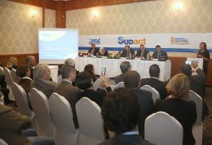 Foto sala Sudact Tunisi 2