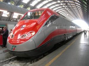 Treno Alta Velocità Fs