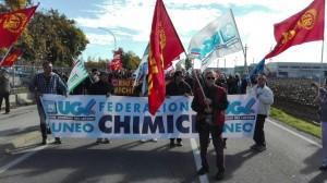 Michelin, operai in protesta il 4 novembre