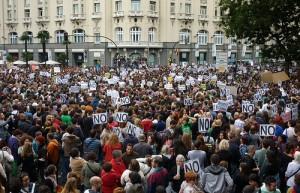 Manifestazione-Madrid-Settembre-2012