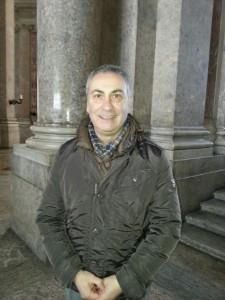 Carmine Egizio, rsu Ugl
