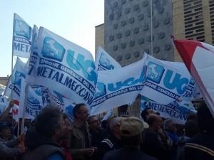 I metalmeccanici dell'Ugl oggi in sciopero