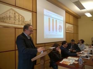 Stefano Cetica, Presidente Iper - Istituto per le Ricerche Economiche e Sociali