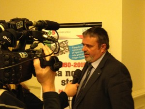 Francesco Paolo Capone, segretario generale Ugl