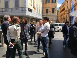Presente anche l'On. Renata Polverini (FI)