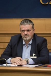 Francesco Paolo Capone, segrertario generale dell'Ugl