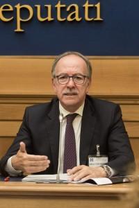 Stefano Cetica, Presidente Enas Ugl