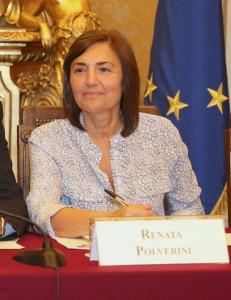 On. Renata Polverini