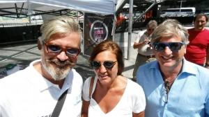 on. Renata Polverini (FI) presente a Napoli