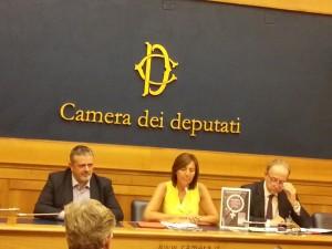 Presentazione dell'iniziativa presso la sala stampa della Camera dei Deputati