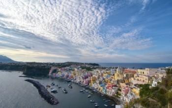 Procida è la Capitale italiana della cultura per il 2022