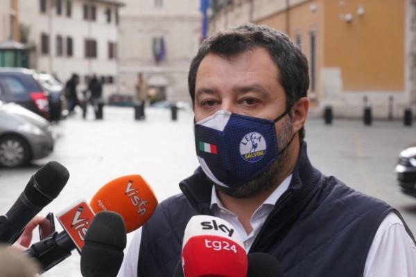Governo, Salvini: «A me il Quirinale chiese numeri seri»