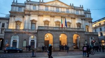 Teatro alla Scala: il 23 gennaio, prima opera in scena dal lockdown