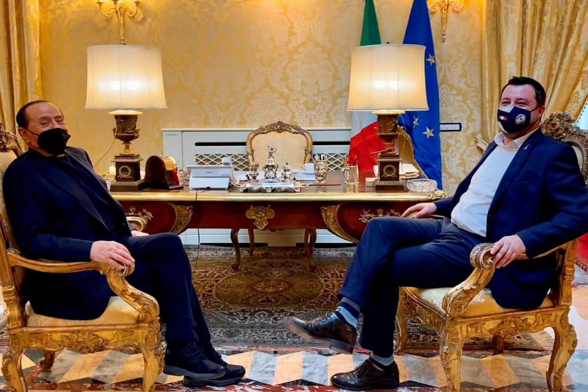 Governo, Lega e Forza Italia: «Diamo un contributo senza porre veti»