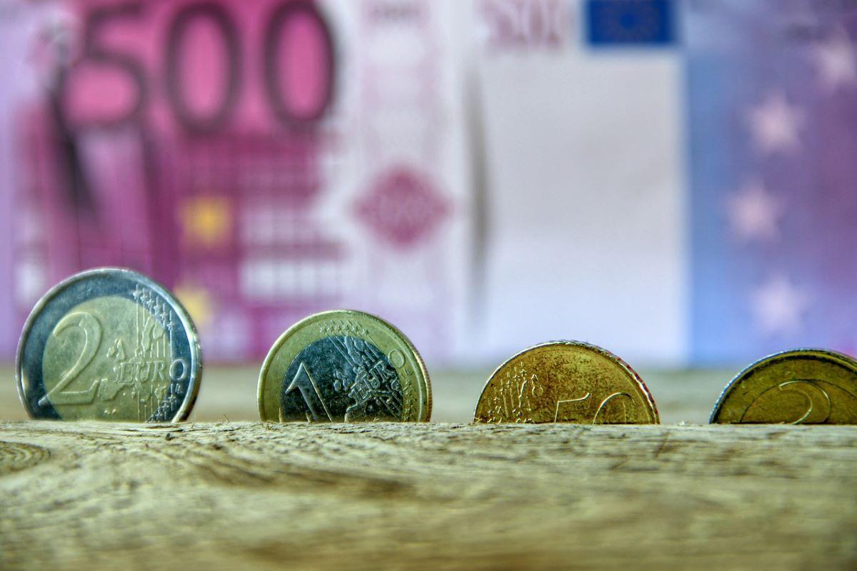 L'inflazione sale all'1,1% ad aprile