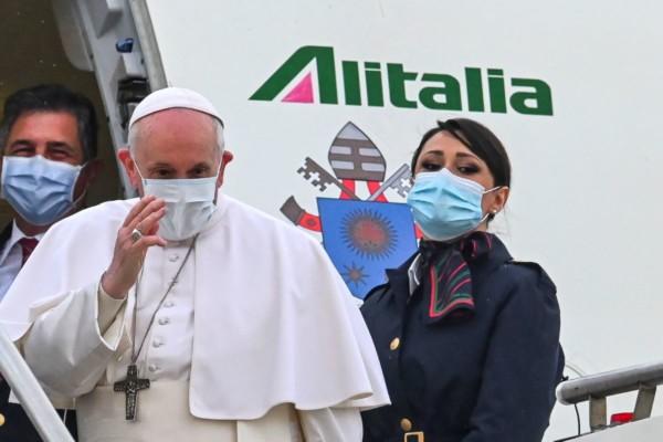 Iraq, si è conclusa la visita di Papa Francesco